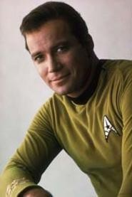 Mirror, mirror: Though Captain Kirk died in 1994, William Shatner keeps him alive in a series of Star Trek novels.
