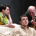 MISERY AND HUMOR AIM TO JOIN FORCES IN <i>SONS OF THE</i> <i>PROPHET,</i> OPENING AT DOBAMA THEATRE