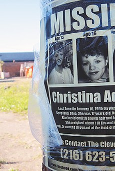Missing: The Long Lost Case of Christina Adkins