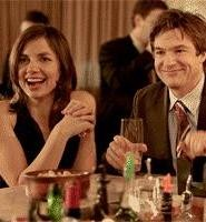 My sister, the whore: Justine and Jason Bateman hook up in season three.