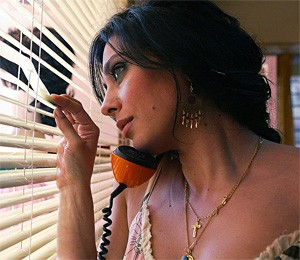 Nadine Labaki: A dessert for the eyes.