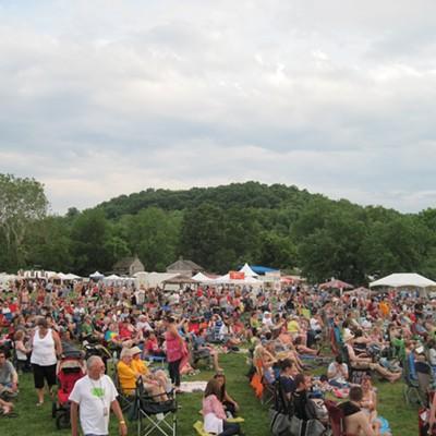 Nelsonville Music Fest 2013