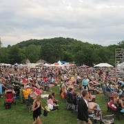Dispatches from Nelsonville Music Festival