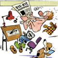 New Artwork From 'Calvin and Hobbes' Creator Bill Watterson