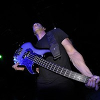"""Nice Shots"" of Filter playing at Peabody's last night"