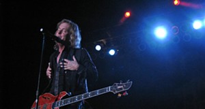 Night Ranger performing at Hard Rock Live