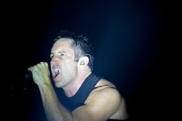 Nine Inch Nails Performing at Wolstein Center