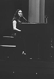 Norah Jones serenaded the crowd at Scene Pavilion - on July 7. - WALTER  NOVAK