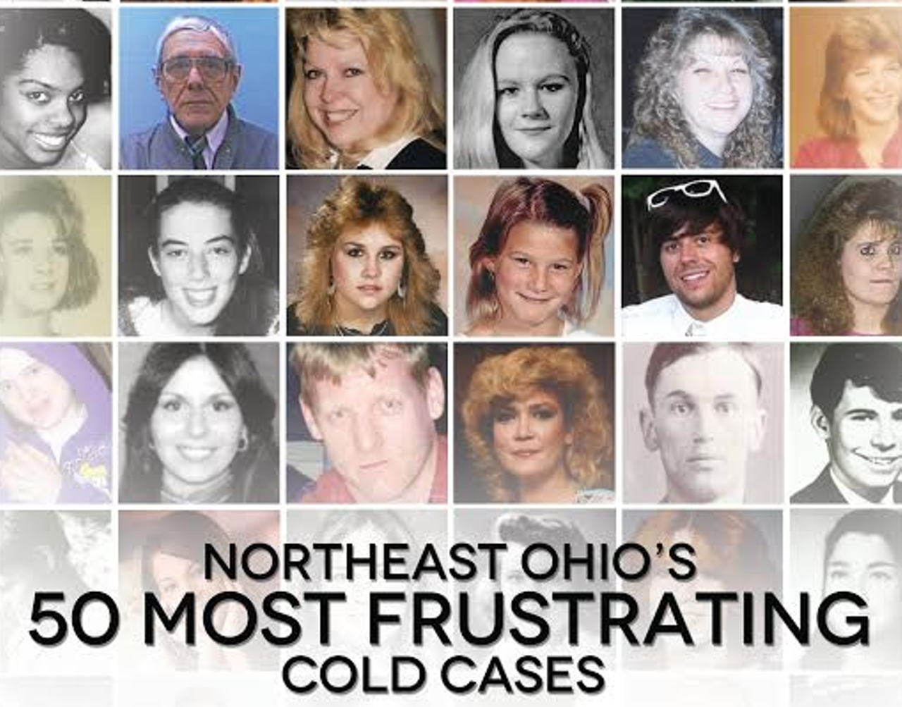 Northeast ohio 39 s 50 most frustrating cold cases news for Most famous child murders