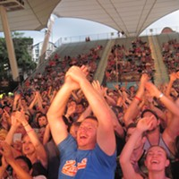 O.A.R. at Jacobs Pavilion at Nautica