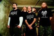 Obituary's death metal slays Peabody's on Thursday.