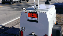 Ohio Prankster Places For Sale Sign in Front of Traffic Camera