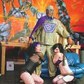 Old age hasn't slowed risque rapper Blowfly
