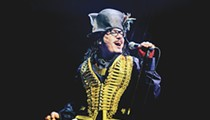 On the Road Again: Adam Ant Talks About his Current Comeback and Why he Loves Cleveland