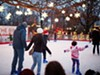One of Cleveland's only outdoor ice-skating rinks, the free ice rink at Wade Oval opens today at noon. There will be concerts, movie nights and Skate with Santa on Wednesdays throughout the month of December. After you've finished skating, enjoy discounted admission to other University Circle attractions by showing your Wade Oval Rink wristband. The rink remains open until March 17. (Rus)