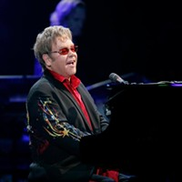 "10 Things Going on in Cleveland this Weekend (January 31 - February 2) One of the few classic rockers who can still put on a helluva live performance, Elton John seems to spend most of his time playing residency shows in Las Vegas. So the chance to see the guy play locally is a real treat, even if it means schlepping out to Youngstown. John will undoubtedly play several tracks from his latest effort, last year's ballad-heavy The Diving Board. But if the shows he played late last year in Europe are any indication, you can expect to hear all the hits too as he plays tunes such as ""Tiny Dancer,"" ""Rocket Man (I Think It's Going to be a Long, Long Time)"" and ""Levon."" (Niesel) $29-$139 Photo via Facebook"