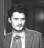 Orlando Bloom plays good buddy to Heath Ledger's - reluctant bad guy.