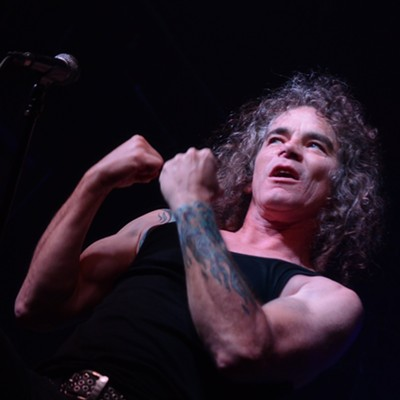 Overkill Performing at the Agora