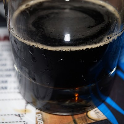 Here's What You Missed at Last Night's Kentucky Beer Dinner at Reddstone