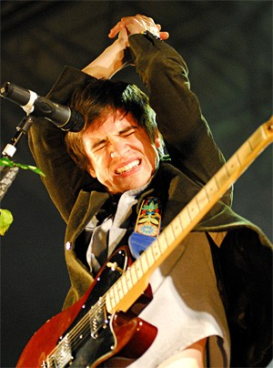 Panic at the Disco, constipation at Time Warner Cable Amphitheater. - WANDA SANTOS-BRAY