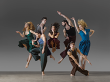 PHOTO BY: LOIS GREENFIELD - Parsons Dance