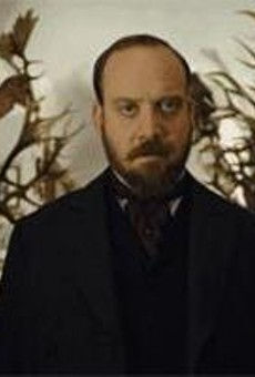 Paul Giamatti almost steals the movie as a police inspector who identifies with his suspect.
