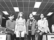 Peace sells, and Rilo Kiley is buying: These indie - rockers are fans of Megadeth.