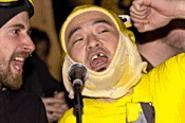 Peelander-Z at the Beachland, January 6. - WALTER  NOVAK