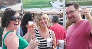 Photos from Day One of Scene Pig and Whiskey in Downtown Willoughby