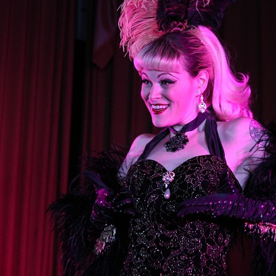 Photos from Last Night's It's Burlesque Show at Beachland Ballroom