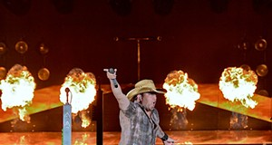 Photos from the Jason Aldean Concert at Progressive Field
