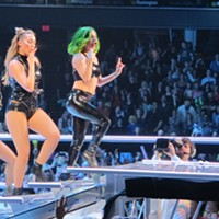 Photos from the Lady Gaga Concert at Quicken Loans Arena