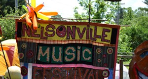 Photos From the Nelsonville Music Festival