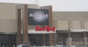 Photos of the new Hard Rock Rocksino Northfield Park