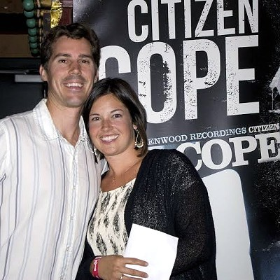 Photos of the Scene Events Team at Citizen Cope