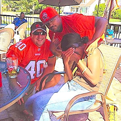 Photos of the Scene Events Team Driven by Fiat of Strongsville at Paradise Island Saloon