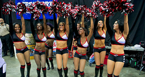 PHOTOS: The Cleveland Gladiators Win the American Conference Championships