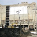 Pic of the Day: Cold Storage Building Coming Down