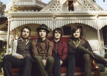 Panic at the Disco loses an exclamation point, discovers the Beatles