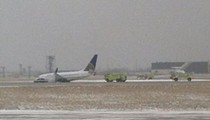Plane Skids Off Runway At Cleveland Hopkins; No Injuries Reported
