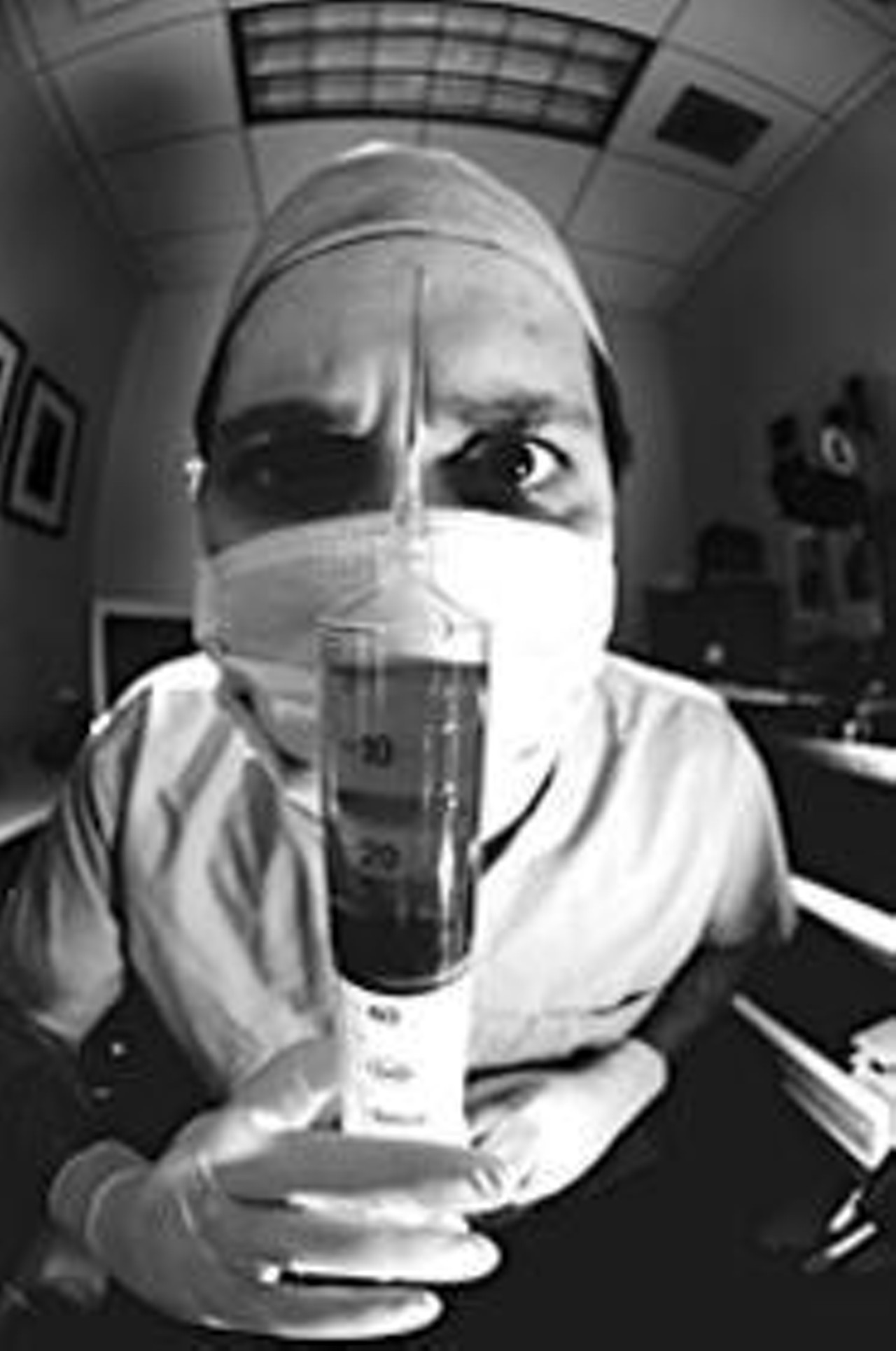 Playing Doctor | News Lead | Cleveland Scene