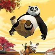 Jack Black's <i>Kung Fu Panda</i> is fun, but it's got no kick