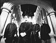 Porcupine Tree began as a fake band with an invented - discography and no music.