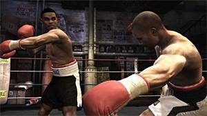 Pow! Prizefighter scores a KO.