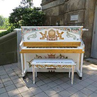 """10 Things Going on in Cleveland this Weekend Presented by the Cleveland International Piano Competition and Case Western Reserve University, """"Play me, I'm Yours"""" will feature 25 creatively-decorated pianos throughout UPTOWN in University Circle and downtown Cleveland. The pianos are to be played by people of all ages and skill levels. Today is the last day that this colorful piano exhibition will be on display- so get out there and play!"""