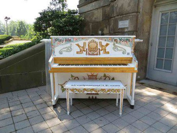 Saturday, September 7: Go Play a Piano