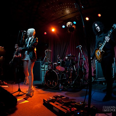 Pretty Reckless at HOB