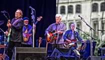 Pristine Vocal Harmonies Distinguish Crosby, Stills and Nash Concert