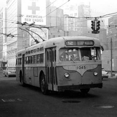 20 Photos of Old Cleveland Streetcars
