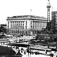 20 Photos of Old Cleveland Streetcars Public Square, circa 1912 Cleveland Memory Project